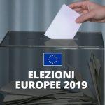 Elezioni Parlamento Europeo – 26 maggio 2019 – voto da parte dei cittadini dell'Unione Europea