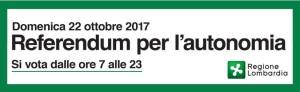 Referendum 2017 Regione Lombardia